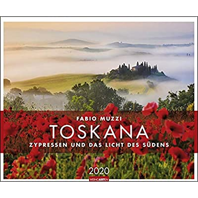 Toskana - Kalender 2020