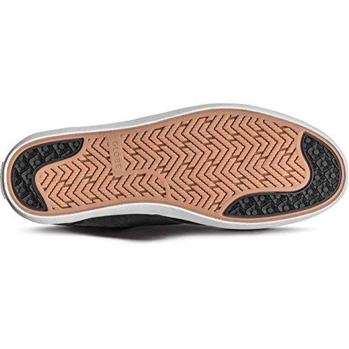 Globe Willow, Chaussures de Skateboard Homme Noir