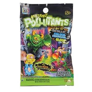 Mutant Pollutants - Juguete (Character Options 3202) versión inglesa