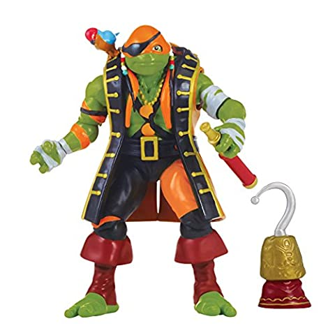 Out of the Shwadows Movie Turtles Michelangelo in a Pirate Costume Teenage Mutant Ninja Turtles