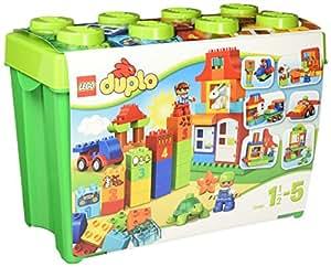 LEGO DUPLO 10580 – Deluxe Steinebox