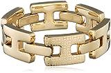 Tommy Hilfiger Damen - Armband 333 Gelbgold Emaille - 2700661