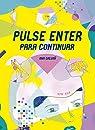 Pulse enter para continuar par Galvañ