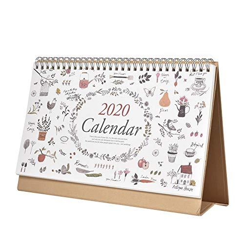 Calendario Escolar 2019 2020 Calendario 2020 Sobremesa