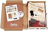 Sela SE 001 Snare Kit de montage avec méthode de Cajón + CD