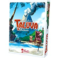 Ferti Games - Jeu de Stratégie, Taluva Deluxe