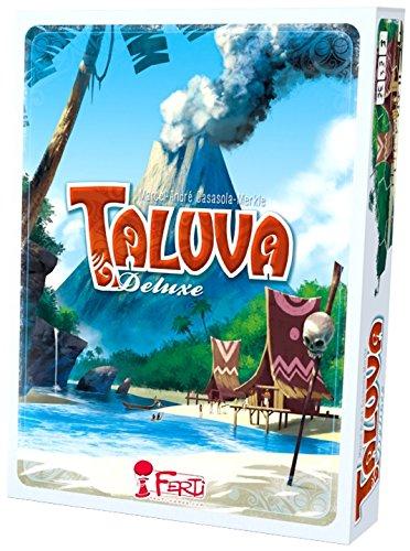 Ferti Games–Strategiespiel, TAL002 (Vulkan-brettspiel)