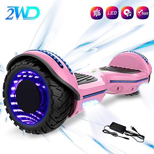2WD Hoverboard Scooter...