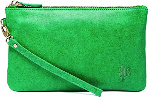 pochette-et-chargeur-de-telephone-vert-emeraude-mightypurse