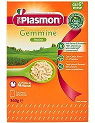 Plasmon Alimento per l'Infanzia Oasi nella Crescita Gemmine Formato n.3 - 340 gr