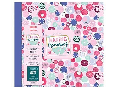 First Edition 12x12 Album - Making Memories -