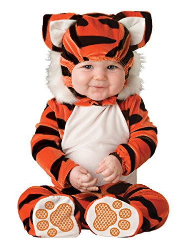 Kostüm Tot Tiger - Tiger Tot - Kinder- Kostüm - 18 bis 24 Monate