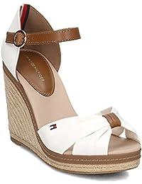 Amazon.it  Tela - Sandali   Scarpe da donna  Scarpe e borse e62ee206e2e