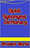 Quick Synonyms Dictionary