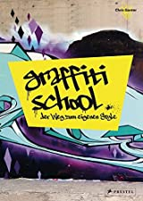 """Der Weg zum eigenen StyleBroschiertes BuchGraffiti - ist das Kunst oder kann das weg?Graffiti, Tags, Throwups, Blockbuster, Wildstyles - die Begriffsvielfalt ist so bunt wie die Handschriften der Künstler. Mit """"Graffiti School"""" liegt nun der ultimati..."""