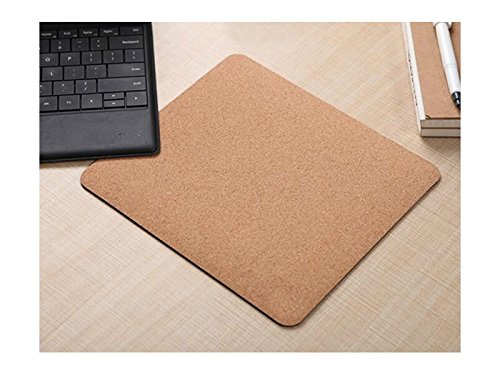Eiche Dünn (Huertuer Dünn Eichen-Handgelenk-Mausunterlage-Matten-Schreibtisch-Matte für Büro und Haus für das Haus)