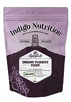 La farine de lin d'Indigo Herbs est une farine sans gluten composée à 100% de graines de lin de qualité supérieure. Cette farine peut être utilisée comme alternative à la farine ordinaire en cuisine et pâtisserie. Nous garantissons la meilleure quali...