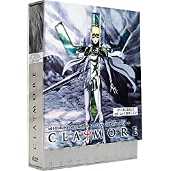 Claymore Intégrale