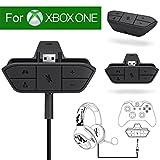 Stereo-Headset Kopfhörer Audio Spiel Adapter für Microsoft Xbox One Controller