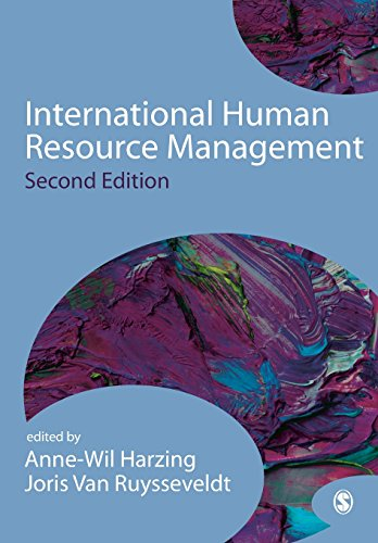 International Human Resource Management: Managing People Across Borders 2nd Edition