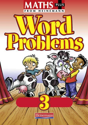 Maths Plus Word Problems 3: Pupil Book (8 pack)