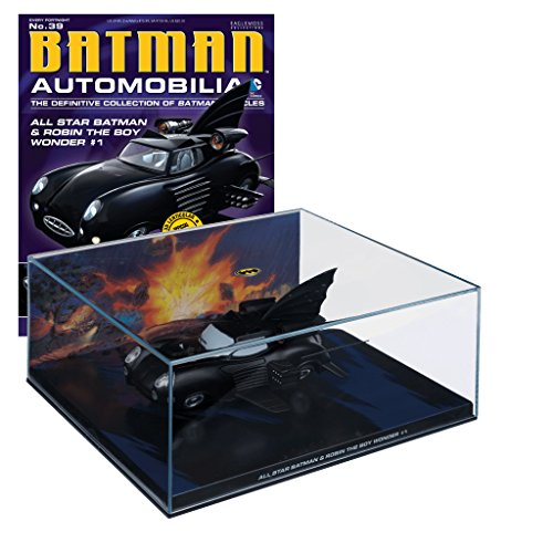 Batman Automobilia Collection Batman-Fahrzeuge Nº 39 All Star Batman & Robin The Boy Wonder #1 (Boy Wonder Robin)