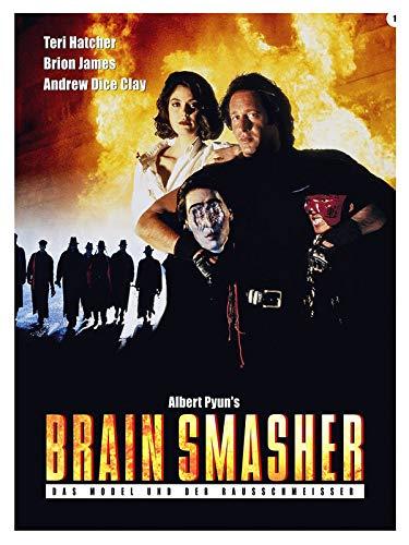 Brain Smasher - Limitiertes Mediabook (+ DVD) - Cover A [Blu-ray]