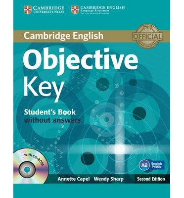 Objective Key Student's Book without Answers with CD-ROM (Objective) (Mixed media product) - Common