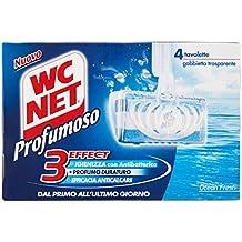 WC Net Asiento Inodoro Ocean unidades 4