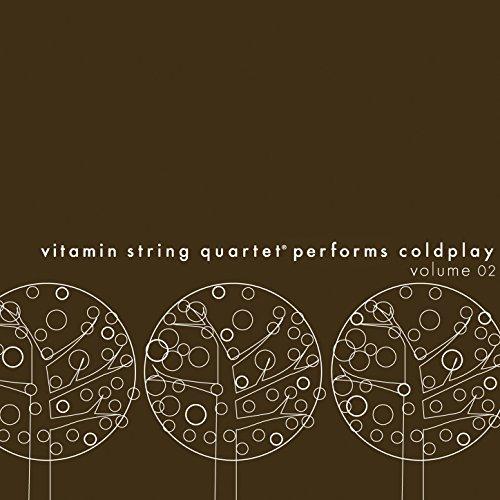 Vitamin String Quartet Performs Coldplay, Vol. 02
