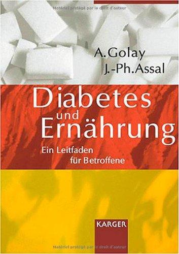 Comprendre son diabète et son alimentation par Alain Golay