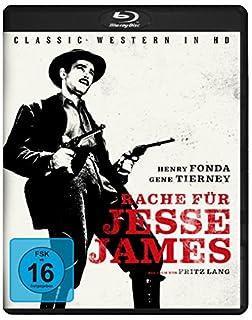 Rache für Jesse James [Blu-ray]