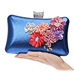 Hand Handbag Fashion Banquet Bag Dress Evening Bag Mini Small Square Bag - clutches