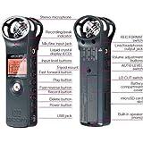 Zoom H1 V2.0 - Grabadora digital, color azul