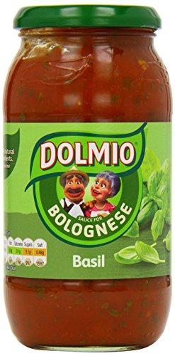 Dolmio Sauce Bolognaise - Basilic Supplémentaire (500G)