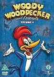 Woody Woodpecker and His Friends: Volume 4 [Edizione: Regno Unito]