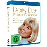 Doris Day Premium Collection mit Prägedruck - 3 Filme auf 3 Blu ray