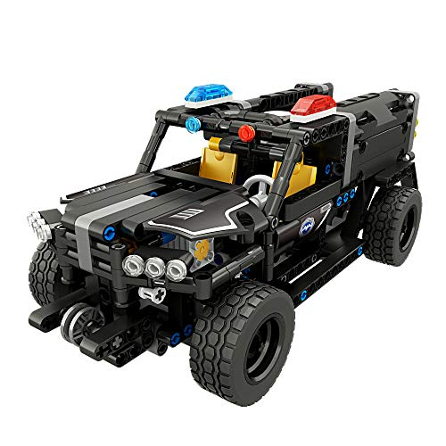 Vehicle AX RC Car Construction Funkferngesteuerter RC Car Construction Range Figure Bausatz für Kinder ab 5 Jahren