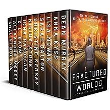 Fractured Worlds: Ten YA Dystopian Novels (English Edition)
