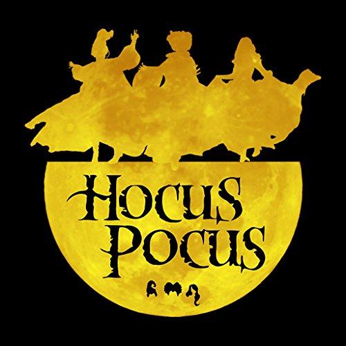 Hocus Pocus Dancing On A Couldron Womens Vest Black