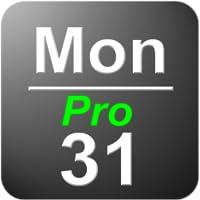 Datum in der Statusleiste Pro