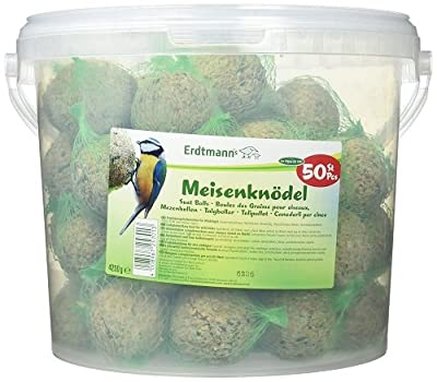 Erdtmann Suet Balls Tub, Pack of 50 by Christoph & Franz Erdtmann OHG