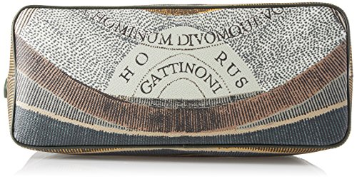 Gattinoni Gplb017, Borsa a Mano Donna, 14 x 27.5 x 31.5 cm (W x H x L) Verde (Balsam)