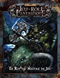 Warhammer - Le Jeu de Rôle Fantastique : Le Kit du Maître de Jeu (Version Française)