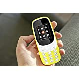 Callbar 3310(C63)(Yellow)1.8 Inch Screen Dual SIM Dual Standby With Amazing Feature FM Radio,Torch Light,Support T-Flash 8 GB,Digital Camera,MP3,MP4 Player,Panic Button And Auto Call Recording