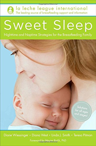 Sweet Sleep: Overnight and Naptime Strategies for the Breastfeeding Family