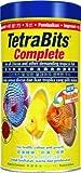 Royal Pet Tetra Bits Complete 300Gm/1000Ml Bio Active Formula For Health, Color & Growth