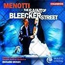 Menotti: La Sainte de Bleecker Street