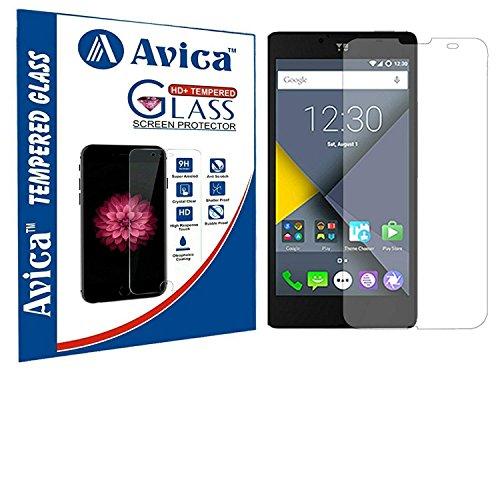 AVICA® 2.5D HD Premium Tempered Glass for Micromax Yu Yunique Plus YU4711