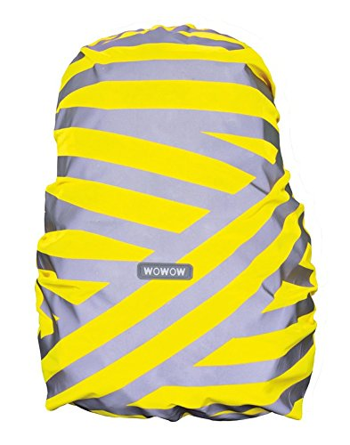 Wowow 013047 Couvre Sac Mixte Adulte, Jaune